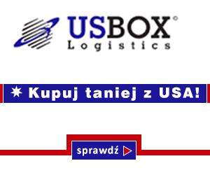 przesyłki USA-usbox.pl